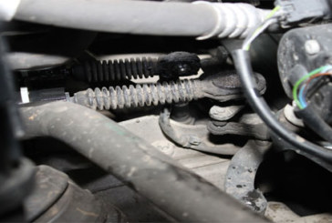 How to change a clutch on a Mercedes A-Class