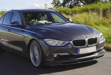 How to change a clutch on a BMW 3 Series