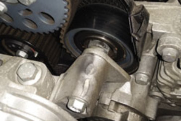 How to replace a timing belt kit with water pump