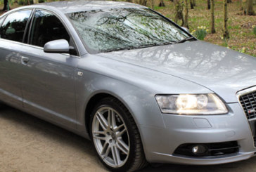Audi A6 with loss of engine power