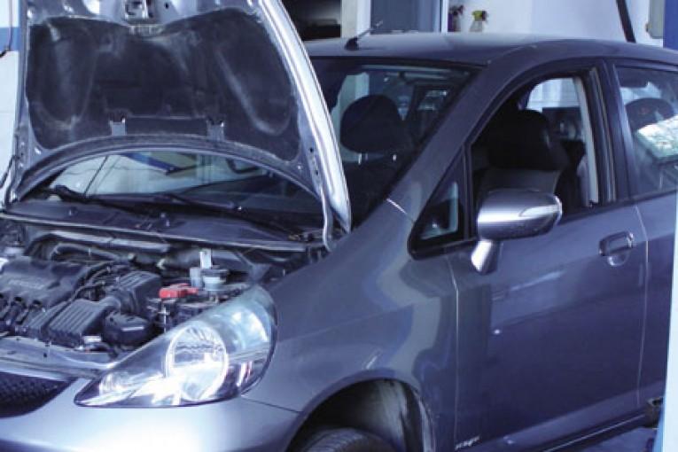 Honda fit clutch replacement