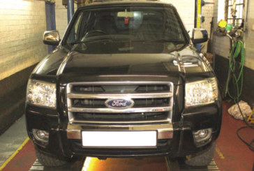 How to fit a clutch on a Ford Ranger