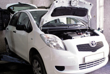 How to fit a clutch on a Toyota Yaris
