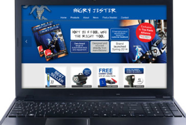 Booming tool sales makes Angry Jester happy to launch website