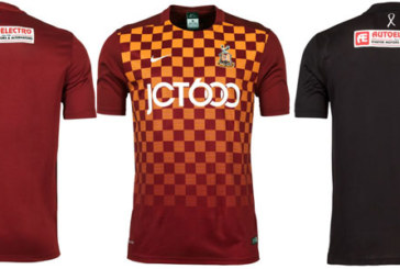 Autoelectro renews shirt sponsorship deal with Bradford City