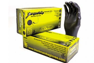Black Mamba Torque Grip Gloves giveaway