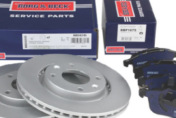 First Line – Borg & Beck Fully coated brake discs
