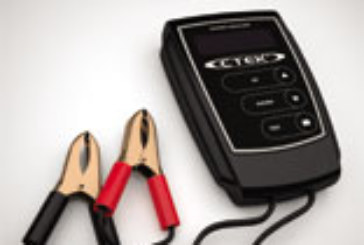 Shine with CTEK pro Series chargers this spring