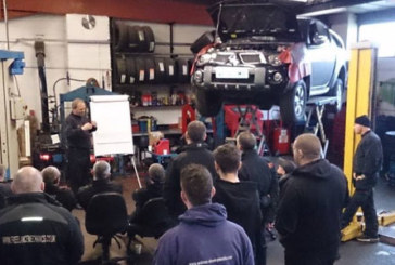 National training for EGR & DPF cleaning tool takes place