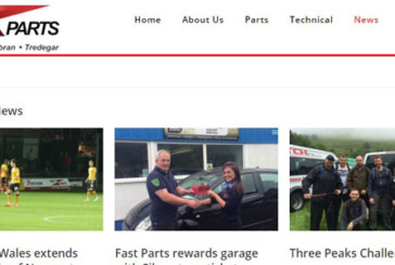 Fast Parts unveils new website