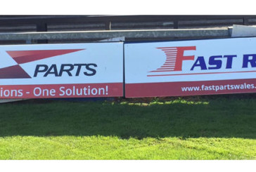 Fast Parts Wales extends sponsorship of Newport County A.F.C.
