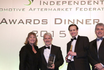 Gates and Banner Batteries win IAAF awards