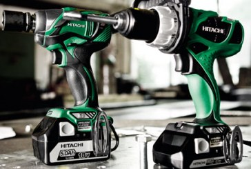 Get kitted up with Hitachi