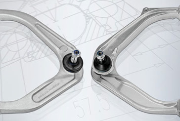 MEYLE-HD – Control arm to fit four Alfa Romeo models