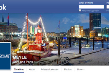 MEYLE launches Facebook page