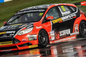 Millers Oils partners AMD team in British Touring Car Championship