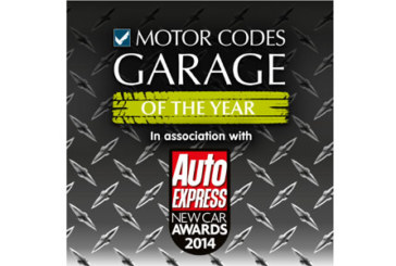 Motor Codes reveals national Garage of the Year winners