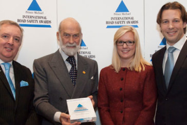 Philips wins road safety award
