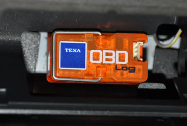 Product Test – TEXA OBD Log