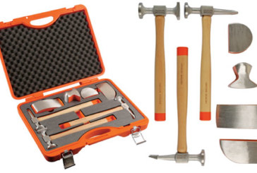 Power-TEC – Aluminium head hammers & dollies set