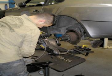Product case study – Pro-Cut brake lathe