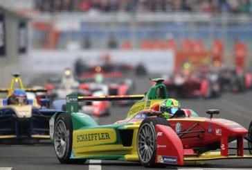 ABT Schaeffler Audi Sport takes podium in Formula E opener
