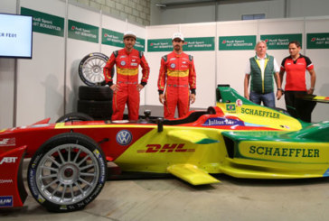 Schaeffler has increased input in upcoming Formula E Championship