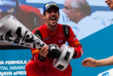ABT Schaeffler driver wins incident-filled race in Malaysia