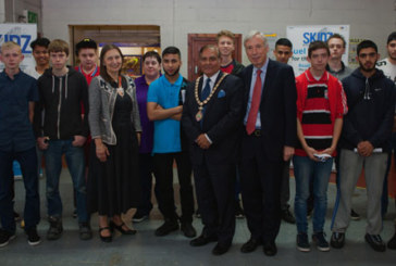 Praise for 'exceptional' young people at SKIDZ awards' night