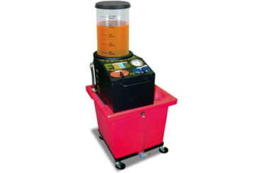 Randstad – TerraCoolant Exchange Machine