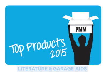 Top Products 2015 – Literature & Garage Aids