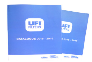 UFI Filters – 2015 Filtration catalogues