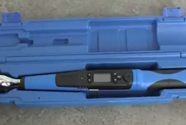Laser Tools – Digital torque wrench