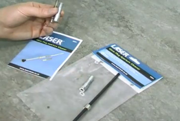 Laser Tools – Glow plug aperture cleaner