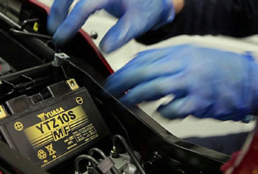Yuasa highlights the importance of like-for-like replacement of OE motorcycle batteries