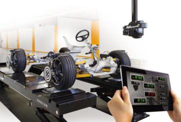 Garage & Tyre Solutions – Vamag 3D Wheel Aligner
