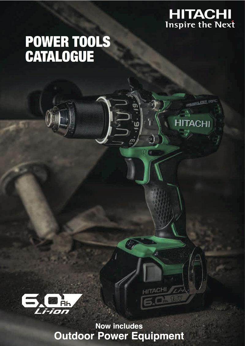 hitachi power tools. product catalogue \u2013 hitachi power tools h