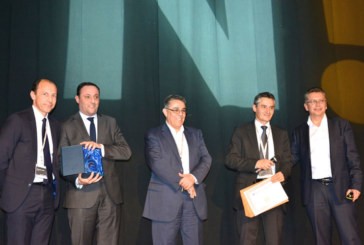 NTN-SNR awarded grand prize Innovative Supplier of the Year 2015