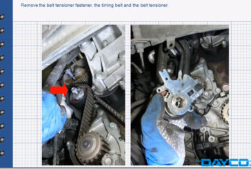 How to install a timing kit on a Land Rover Freelander