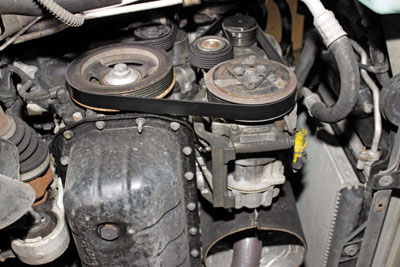 How To Fit A Timing Belt On A Peugeot 206 Professional