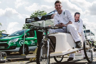 Win a place on Team PMM at the 2016 Hitachi Bathtub Challenge