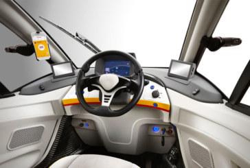Shell unveils ultra-energy efficient concept car