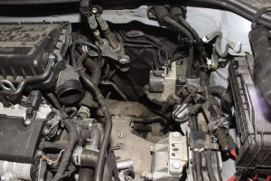 How to replace a clutch on a Volkswagen Golf