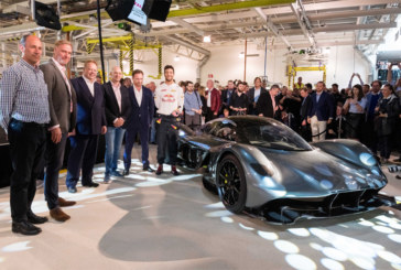 Total Supports Aston Martin and Red Bull Racing