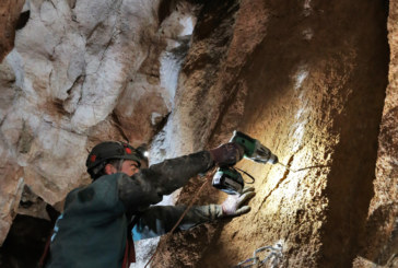 Hitachi Powers Serbian Cave Expedition