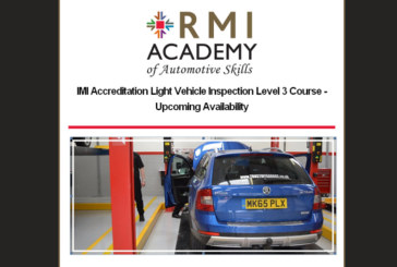 Availability for Light Vehicle Inspection Courses