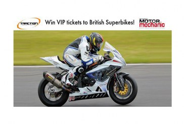 Win VIP tickets to the British Superbikes final