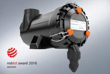 Red Dot Award for Entaron HD