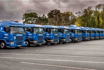 Exol Introduces Scania Delivery Management System