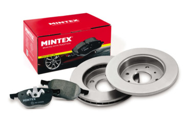 BMW and Vauxhall Pads From Mintex